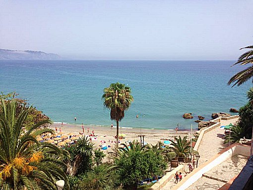 Beach View at Nerja